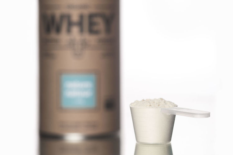 Whey Whey Protein Nutrition Nutritional Supplement Sport Nutrition Protein Powder Bio Whey Lifestyle Muscle Weightlifting Healthy Eating White Background Neutral Background Vanilla Vanilla Whey Powder Milk Powder Whey P Milk Protein Strenght Training No People Close-up Food Food And Drink