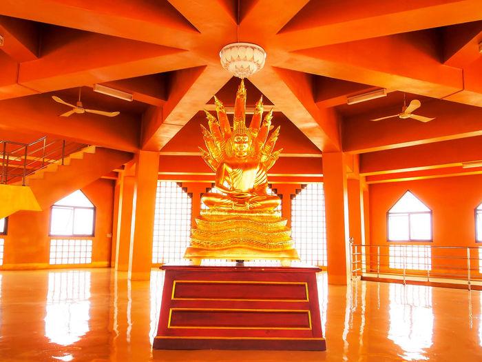 Buddha image at