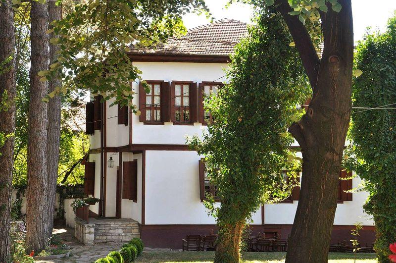 Turkey Nature_collection Old House Safranboluevleri
