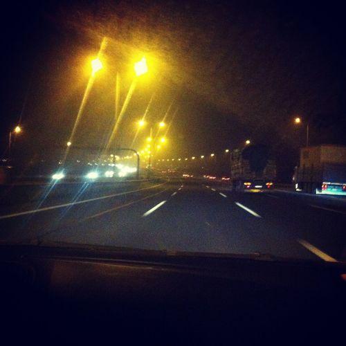 Yine yollardayız bir sonraki durak İzmir cümleten hayırlı yolculuklar ;)