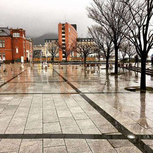 When i travel to japan Architecture No People Travel Japan Building Simonoseki Beautiful