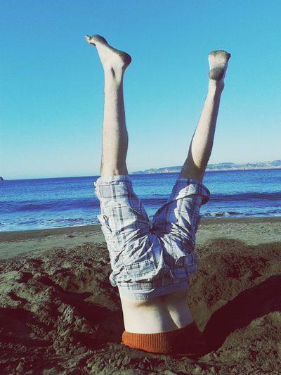 Enjoying The Sun Taking Photos Acting Silly (: Ilovemyboyfriend ♡♡♡♡♡