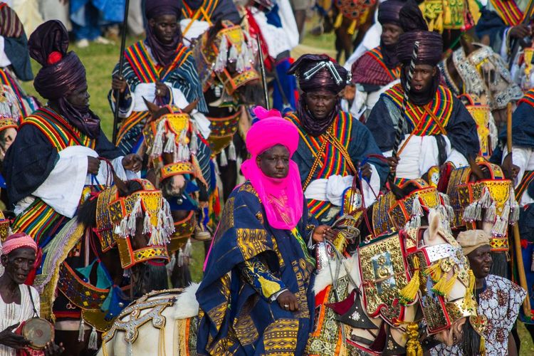 Durbar in Kano is a must see event. The colours, the crowds and the chaos can be a bit overwhelming though. Durbar Festival Durbar Festival Nigeria Durbar Nigeria Islamic Culture Nigeria Kano Darbar Kano Durbar Kano Durbar 2017 Kano Nigeria Nigerian Culture Snap It Oga Horse Riding Islamic Tradition Kano Northern Nigeria