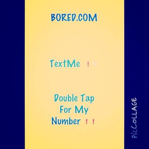 Text Me DoubleTapBro