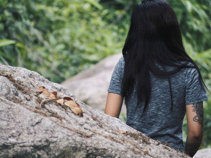 Long Hair Rear