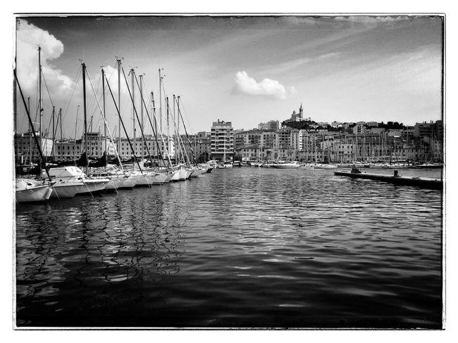Marseille en N&B Provence NEM Street Blackandwhite NEM Black&white