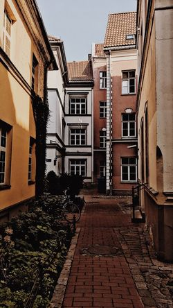 Old Riga RigaCity Latvia Building Exterior Architecture Built Structure Building Residential District City