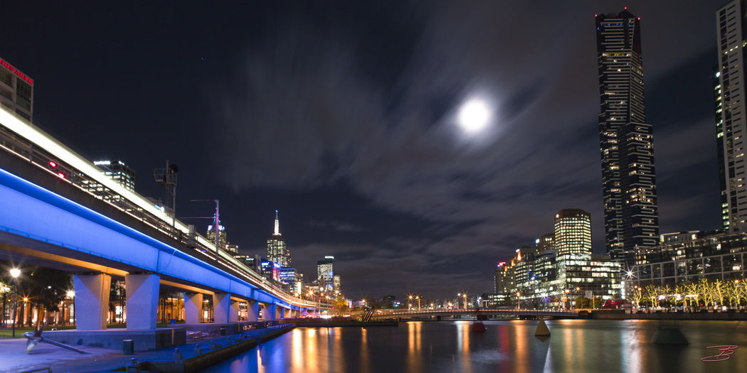 Extraordinarily Melbourne Australia Cityscape Full Moon Melbourne Melbourne City Night Lights Nightphotography Nightscapes River Riverside Photography Sky Scrapers Skyline Yarra Yarra River Adapted To The City Adapted To The City Adapted To The City The City Light The Architect - 2018 EyeEm Awards HUAWEI Photo Award: After Dark