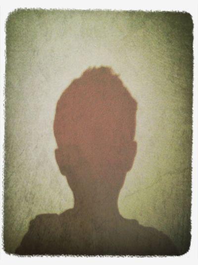 Shadow Selfportrait