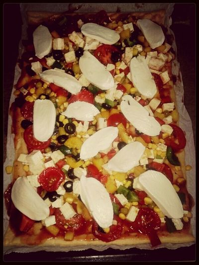 Food Pizza What I Eat Today Home