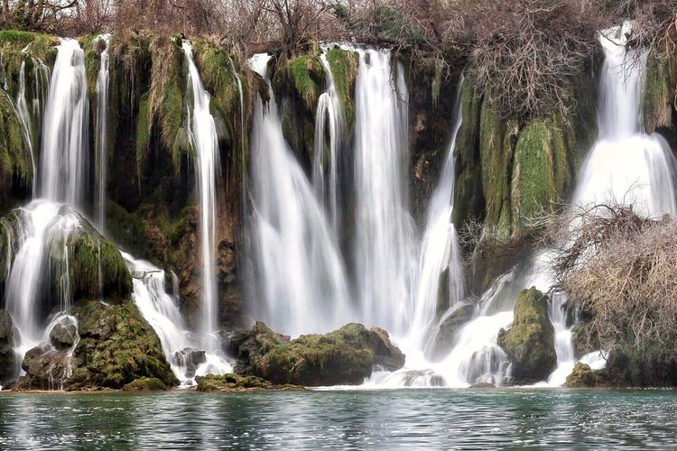 Kravice Waterfalls Kravice Bosnia And Herzegovina Mostar Nature Waterfall Beauty In Nature Motion Scenics Travel Destinations Outdoors Water Environment Beautiful Nature Mesmerizing Art Is Everywhere No People Silky Water Gorgeous Travel Travel Photography Travelphotography Lost In The Landscape