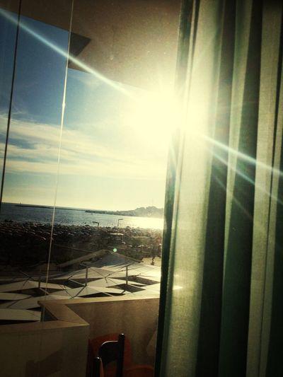 Enjoying The Sun Sunset Silhouettes Light Sunrise