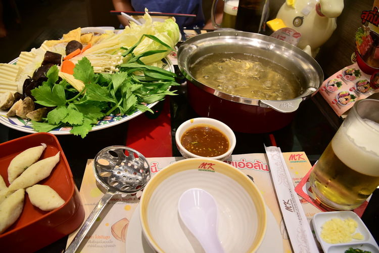 Dinner Food Porn Yummy Thai Food