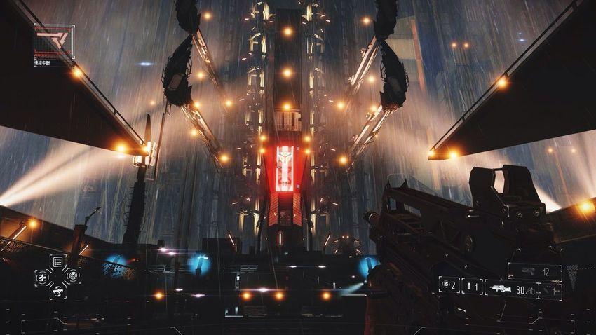 PS4 Kill Zone: Shadow Fall, love the art, design, whole world setting!