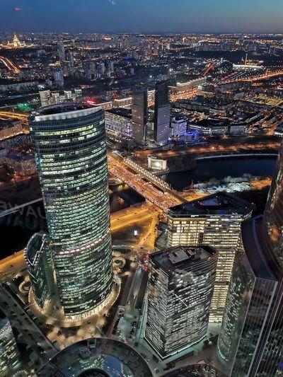 Skyscraper-night