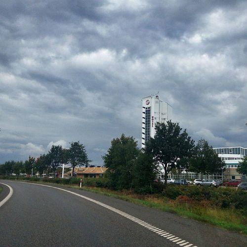 Eurostop a Clody Day Halmstad halland moln himmel sky höst photooftheday