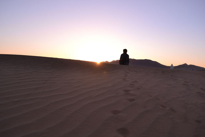 Beduines Desert Light Morocco North Africa Zagora Camels Day Night Outdoors Sahara Sand Sky Sunrise Sunset