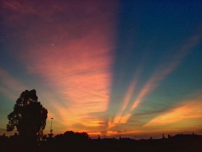夕夜如风 Sunset
