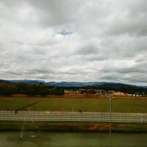 Lindavista Lago Cielo Y Nubes  Colombia ♥  Tocancipa Empresa Belcorp