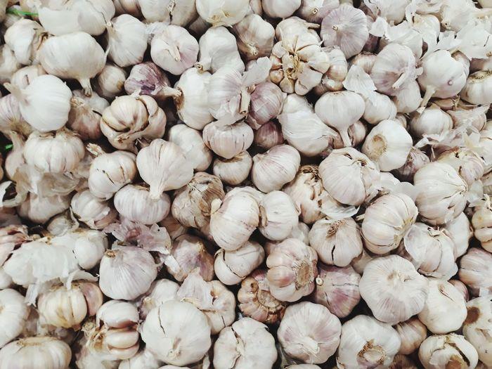 Full frame shot of coffee beans in market