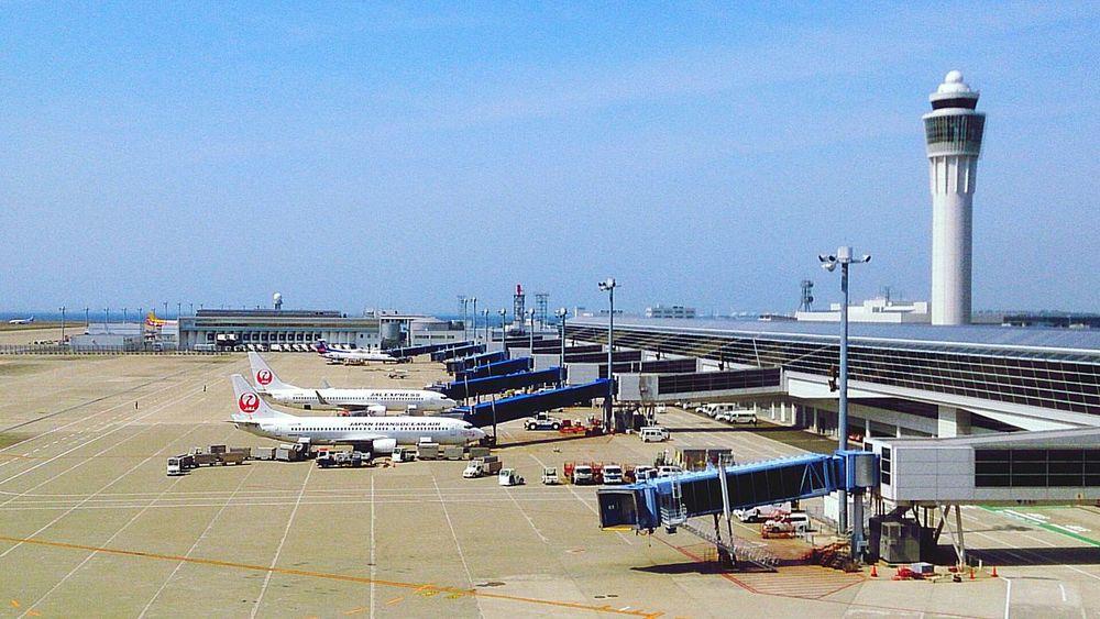 私はプライベートジェット機に乗るとするか。😜 LOL! 😚 Hello Hello World Japan Airport Aircraft Sky Blue Sky Nice Day Enjoy Happy 中部国際空港 セントレア空港 飛行機