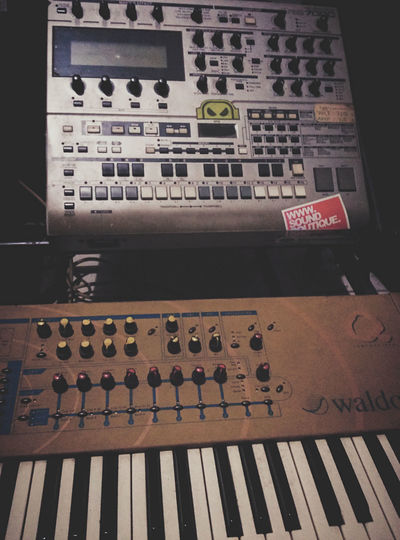 Edm Groovebox Synthesizer Rs7k