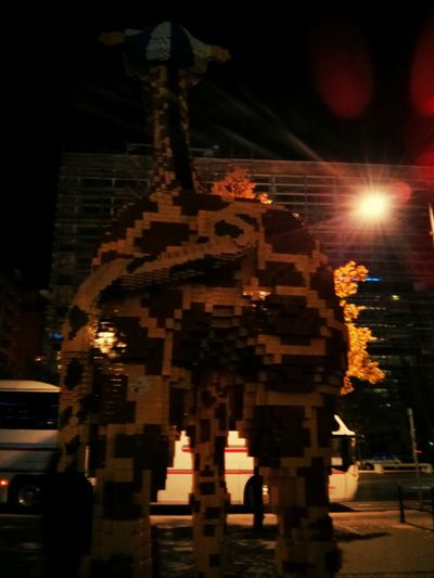 From Behind Girafe Legogiraff Soistberlin