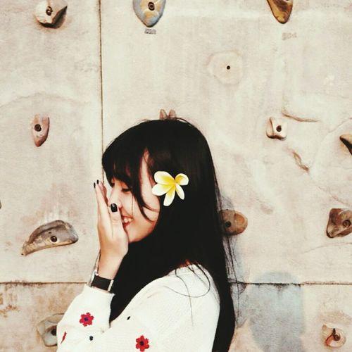 SenyumMu Adalah BahagiaKu