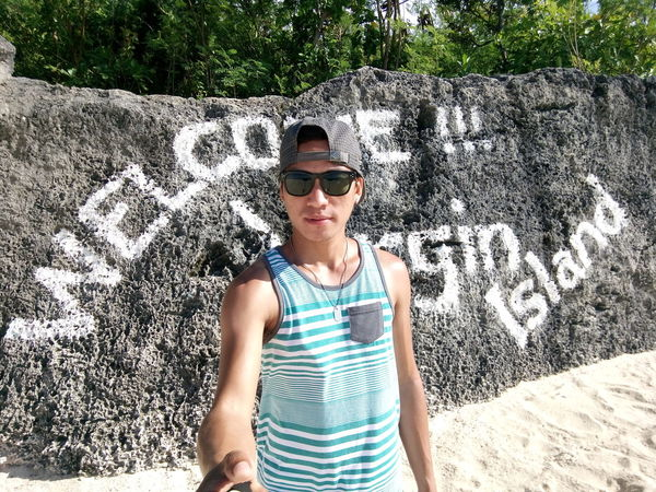 Welcome to Virgin Island Bantayan Philippines. Enjoy it's silky white sandy beaches and unspoiled crystal clear water.