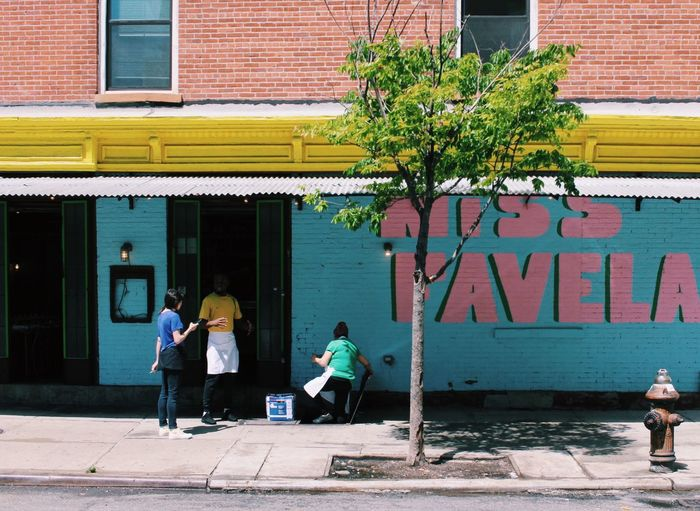 BYOPaper! Pastel Colors Bright Colors Outdoors Architecture Building Exterior Sidewalk City Urban Exploration Urban Lifestyle New York City Neighborhood Map The Street Photographer - 2017 EyeEm Awards Streetphotography Colors Colour Of Life Colorful Williamsburg New York Discover Your City Snapshots Of Life Bright_and_bold Bold Neons, Bright Pastels Bold Colors Summer Vibes Neon Life Paint The Town Yellow Small Business Heroes