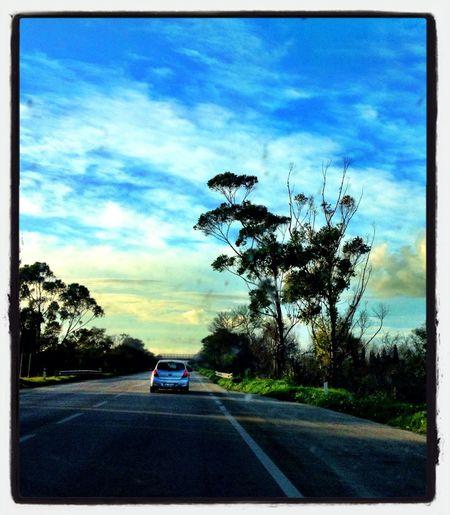 Taking Photo Driving