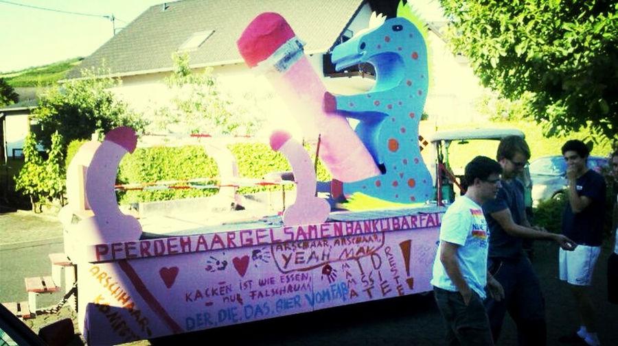 Pferdefest am 28.07.2012 in Bernkastel-Kues! Pferdefest