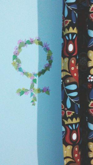 Venus Wall Flowers Curtain Colorful EyeEm Gallery Wecandoit Hello World Womanpower Bursa / Turkey