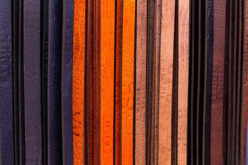 Close-up Market Leather Leather Belt