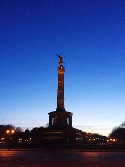 Goldelse The City Light