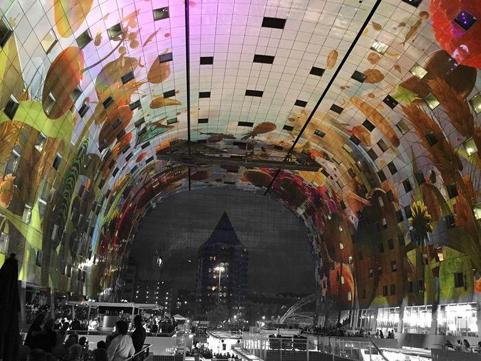 The Architect - 2015 EyeEm Awards Rotterdam Markthal Netherlands