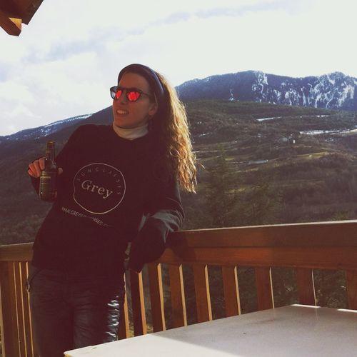 Ski Apres Ski Rural Classy