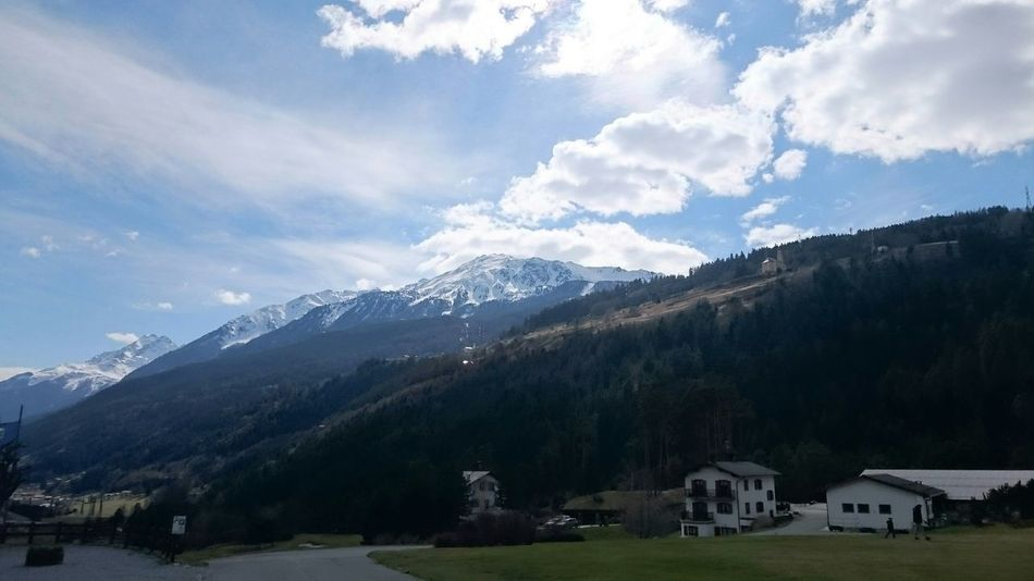 The Purist (no Edit, No Filter) Bormio Valtellina Mountains Golf ⛳ Sun