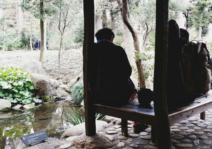 Rest Area Streetphotography Rikugien Garden Rikugienspring2016 Spring Tokyo Japan Tokyospring2016 Enjoying Nature Naturelover Eyeem Spring EyeEM Tokyo EyeEm Japan Eyeem Nature Eyeem Photography Eyeem Streetphotography