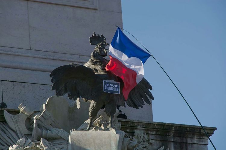 My Country In A Photo Photos Around You France Bordeaux Charlie Terrorism Coq Flag Drapeau Bleu Blanc Rouge