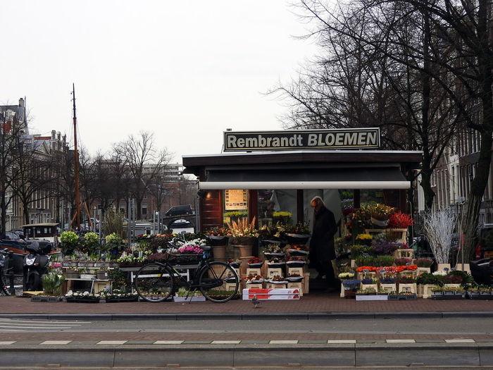 Quaint Amsterdam Amsterdamcity City Life Flowers Flowershop Quaint