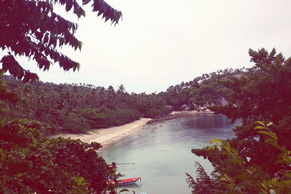 Island Koh Phangan — Dream Beach