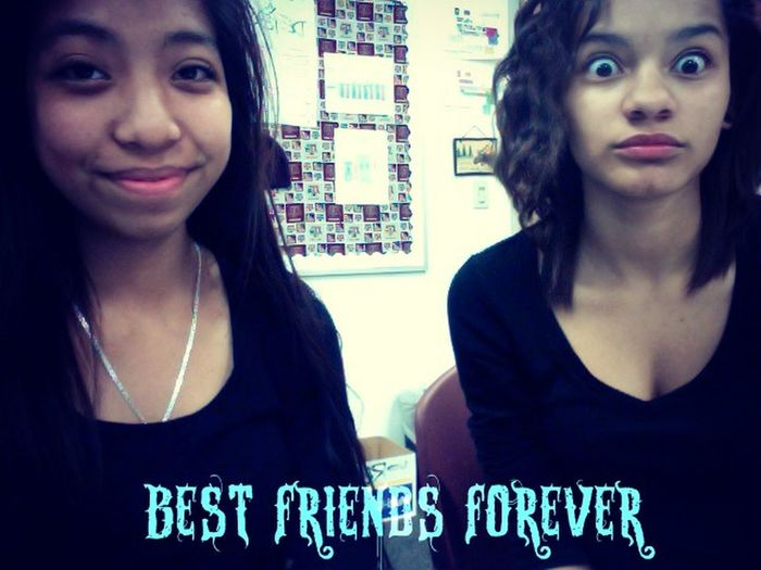 Best Friends Forever !!