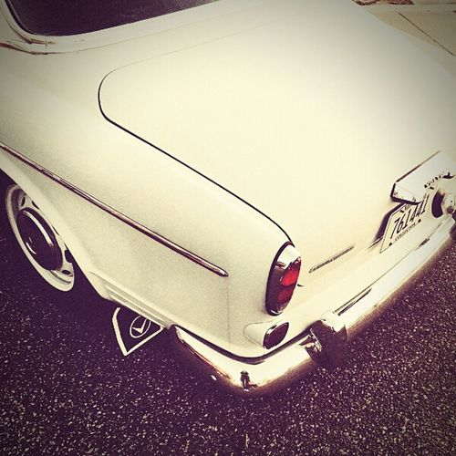 Masses are asses Car No People Outdoors Day Close-up Luxury Vintage Grunge Old-fashioned