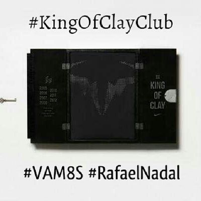 VAM8S KingOfClayClub Wne1109 Alfanova @marlinaayu @elisabethgb7