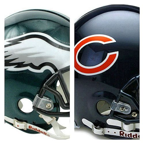 This Evenings Entertainment... Da' EaglesVsJets & Da' BearsVsBrowns ~ Final TuneUp Games... LetsGoEagles LetsGoBears !!!