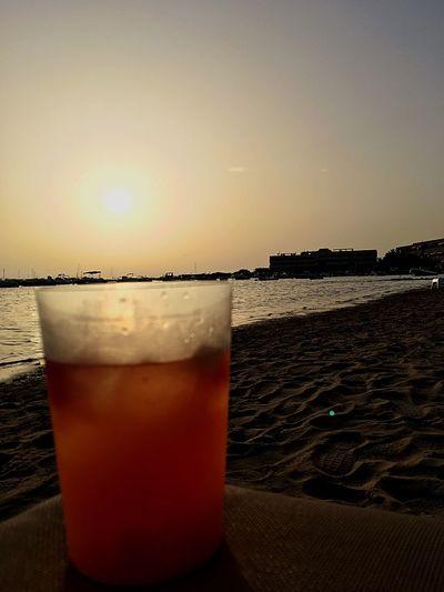 43 Golden Moments Summer2016 La Savina Sunset Happy Hour Emotions EyeEm Best Shots Sangria