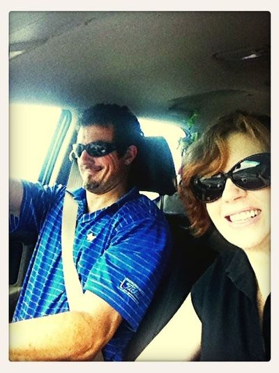 Rautenbach road trip. Quick family outing.