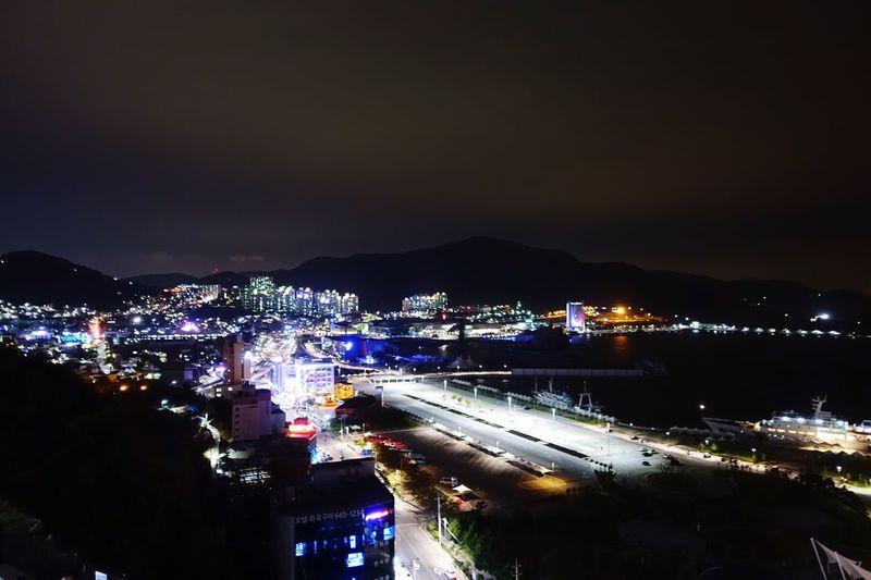 여수밤바다 Night View