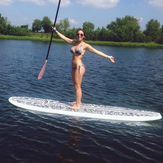 And a very good day it was Sup Paddle Boarding